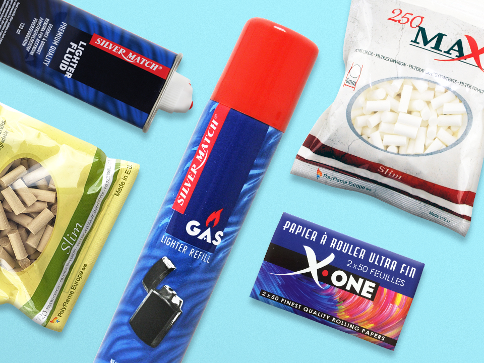 Consumables for smokers
